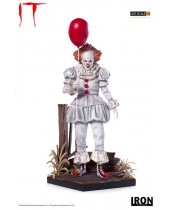 Stephen Kings It 2017 Deluxe Art Scale socha 1/10 Pennywise 25 cm