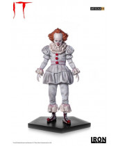 Stephen Kings It 2017 Art Scale socha 1/10 Pennywise 22 cm