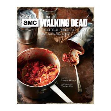 Kuchárka Walking Dead - Official Cookbook and Survival Guide