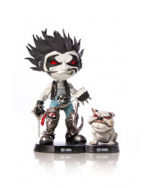 DC Comics Mini Co. PVC figúrka Lobo and Dawg 16 cm