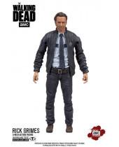 Walking Dead TV Version akčná figúrka Constable Rick Grimes 13 cm