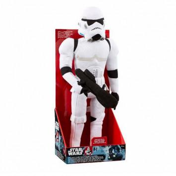 Star Wars Mega Poseable hovoriaca plyšová figúrka Stormtrooper 61 cm (English Version)