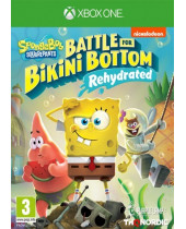 Spongebob Squarepants - Battle for Bikini Bottom Rehydrated (XBOX ONE)