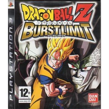 Dragon Ball Z - Burst Limit (PS3)