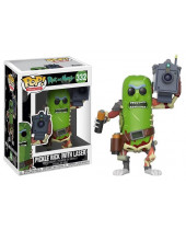 Pop! Animation - Rick and Morty - Pickle Rick with Laser