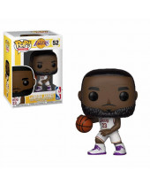 Pop! NBA - LeBron James White Uniform (Lakers)