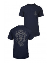 World of Warcraft Premium Pocket Alliance Lion Crest (T-Shirt)