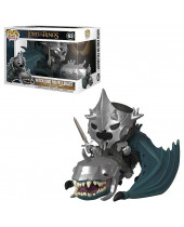 Pop! Movies - Lord of the Rings - Witch King and Fellbeast Super Sized 15 cm