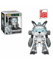 Pop! Animation - Rick and Morty - Exoskeleton Snowball Super Sized 15 cm