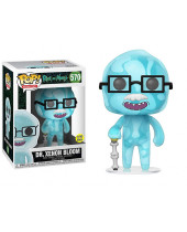 Pop! Animation - Rick and Morty - Dr. Xenon Bloom GITD