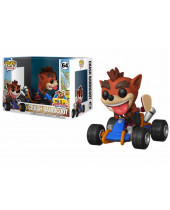 Pop! Rides - Crash Team Racing - Crash Bandicoot Super Sized 15 cm
