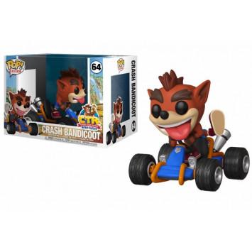 Pop! Rides - Crash Team Racing - Crash Bandicoot Super Sized 15 cm