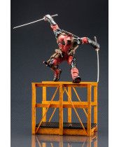Marvel Now ARTFX socha 1/6 Super Deadpool 43 cm