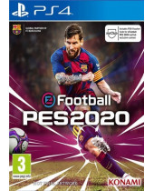Pro Evolution Soccer 2020 (PS4)