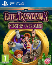 Hotel Transylvania 3 - Monsters Overboard (PS4)