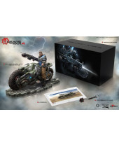 Gears of War 4 Collectors Edition PVC socha JD Fenix 28 cm