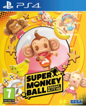 Super Monkey Ball - Banana Blitz HD (PS4)