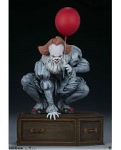 Stephen Kings It 2017 Maquette Pennywise 33 cm