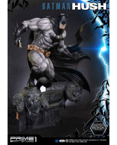 Batman Hush socha 1/3 Batman Black Version 74 cm