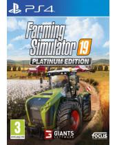 Farming Simulator 19 CZ (Platinum Edition) (PS4)