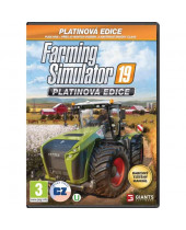Farming Simulator 19 CZ (Platinum Edition) (PC)