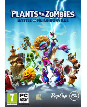 Plants vs Zombies - Battle for Neighborville (PC)