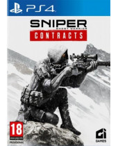 Sniper - Ghost Warrior Contracts CZ (PS4)