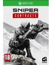 Sniper - Ghost Warrior Contracts CZ (Xbox One)