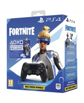 Sony PS4 Dual Shock 4 V2 (Black) + Fortnite 500 V Bucks