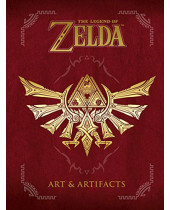 Legend of Zelda Book Art and Artifacts