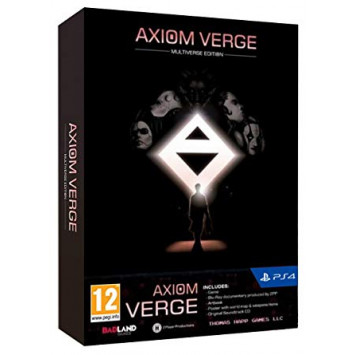 Axiom Verge Multiverse Edition (PS4)