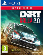 DiRT Rally 2.0 (Day One Edition) (PS4)