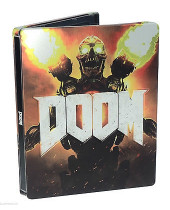 Doom Steelbook
