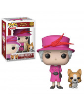 Pop! Royals - Queen Elizabeth II.