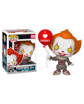 Pop! Movies - It - Pennywise (With Balloon)