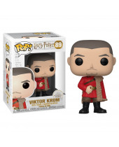 Pop! Movies - Harry Potter - Viktor Krum (Yule)
