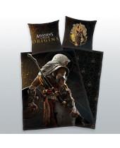 Assassins Creed Origins - posteľné obliečky 135 x 200 cm / 80 x 80 cm
