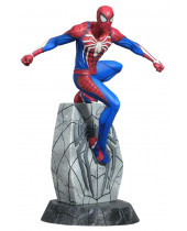 Marvel Gallery PVC socha Spider-Man PS4 18 cm