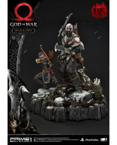God of War 2018 socha Kratos and Atreus 72 cm (Deluxe Version)