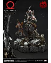 God of War 2018 socha Kratos and Atreus 72 cm (Deluxe Version)