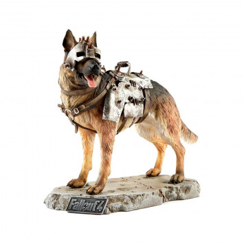 Fallout PVC socha Dogmeat 18 cm
