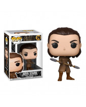 Pop! Game of Thrones - Arya Stark with Two Headed Spear
