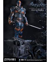 Batman Arkham Origins 1/3 socha Deathstroke 76 cm