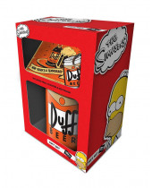 Simpsons Gift Box Duff