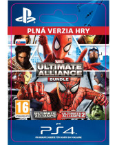 Marvel - Ultimate Alliance Bundle (SK PSN) (PS4) (digitálny produkt)