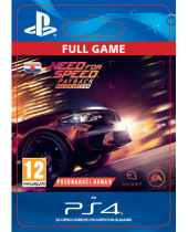 Need for Speed Payback Deluxe Edition (CZ PSN) (digitálny produkt)
