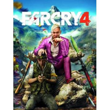 Far Cry 4 (PC) (DIGITÁLNA DISTRIBÚCIA)