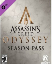 Assassins Creed Odyssey - Season Pass (PC) (digitálny produkt)