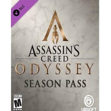 Assassins Creed Odyssey - Season Pass (PC) (digitálny produkt)