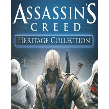 Assassins Creed Heritage Collection (PC) (DIGITÁLNA DISTRIBÚCIA)